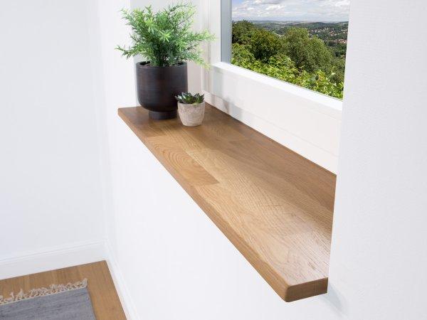Fensterbank Eiche Mosaik für Innen im schönen natürlichen Look online kaufen